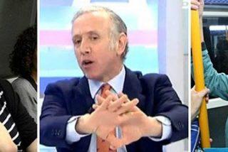 """Inda sobre Colau, Carmena y Ribó: """"Son demagogos y mentirosos, el primer día van en metro y después con chófer y aire acondicionado"""""""
