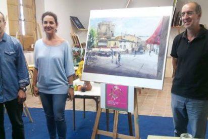 El paisaje urbano de Coria, protagonista de su certamen de dibujo y pintura