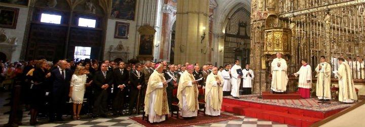 El Arzobispo de Toledo defiende el rito hispano-mozárabe en la fiesta del Corpus