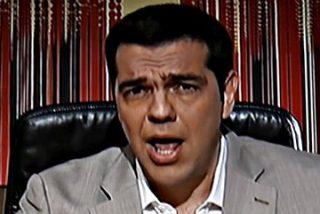 Tsipras se agarra a un clavo ardiendo y el Gobierno de Syriza pide un tercer rescate para Grecia