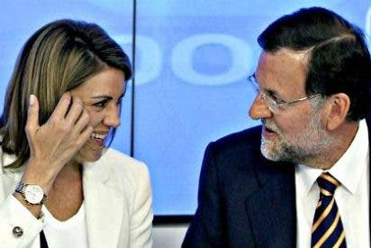 Rajoy hará ministra a Cospedal y ascenderá a Alonso según El País