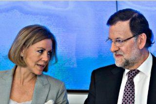 Mariano Rajoy toma el mando: Mantiene a Cospedal y promociona a Moragas de cara a las elecciones generales