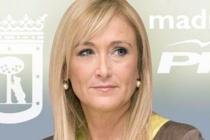 Cristina Cifuentes será presidenta de la Comunidad de Madrid, con los votos de Ciudadanos