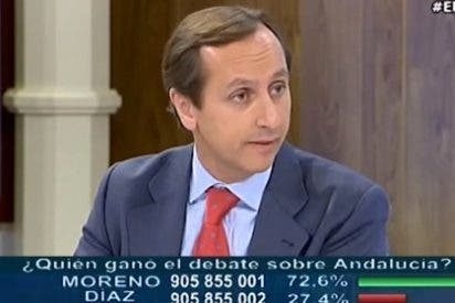 """Carlos Cuesta: """"El problema aquí es quien coquetea y se come la tortilla con Pablo Iglesias"""""""