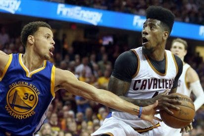 Los Warriors de Curry ganan la NBA a pesar de un inmenso LeBron James