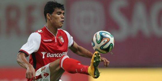 Podría llegar cedido al Valencia de la mano de Jorge Mendes
