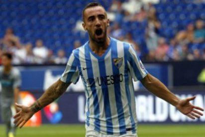 Oferta de 10 millones para sacarlo del Málaga