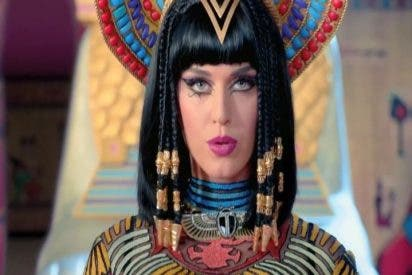 Katy Perry arrasa en YouTube con su Dark Horse