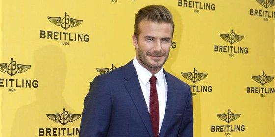 """David Beckham: """"En lo que más me gusta invertir el tiempo es en mis hijos y mi familia"""""""