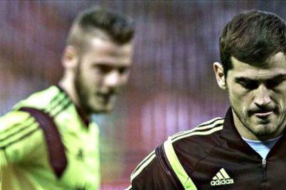 Diario 'The Sun': David de Gea exige la salida de Iker Casillas para venir al Real Madrid