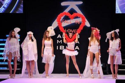 Modelos conocidas desfilaron en la Pasarela Adlib