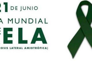21 de junio, Día Mundial de la Esclerosis Lateral Amiotrófica (ELA)