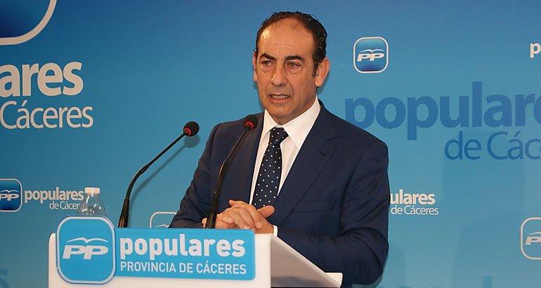 """Sánchez (PP): """"El PP ha demostrado ser sinónimo de empleo, crecimiento y estabilidad"""""""