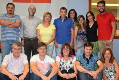 """Morales:""""Resolver problemas prácticos de ayuntamientos, prioridad del Gobierno socialista en la Diputación"""""""