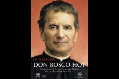 El Padre Ángel presenta el libro 'Don Bosco hoy'