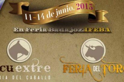 La localidad cacereña de Moraleja, presente en Ecuextre 2015