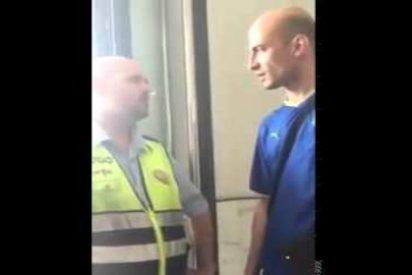 """La feroz agresión verbal a un vigilante de Renfe: """"¡Me cago en tu puta madre gordo de mierda!"""""""