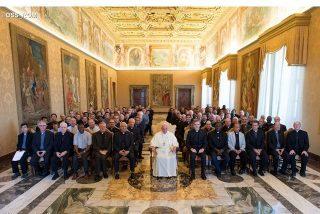 """El Papa invita a los dehonianos a """"estar presentes en los nuevos areópagos de la evangelización"""""""