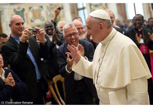 """El Papa a las OMP: """"La evangelización es el mayor desafío para la Iglesia"""""""