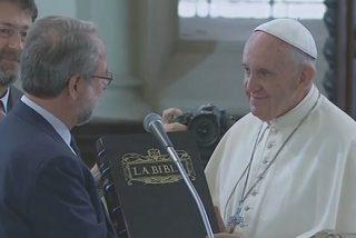 """Francisco a los valdenses: """"De parte de la Iglesia católica les pido perdón. En nombre de Cristo, perdonadnos"""""""