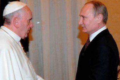 Francisco recibirá a Putin por segunda vez
