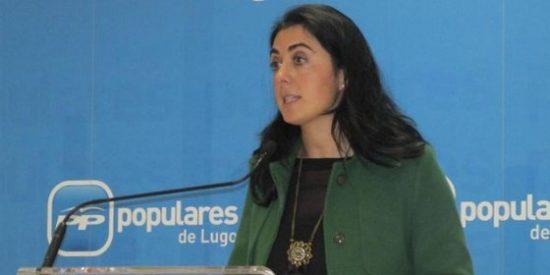 La popular Elena Candia, nueva presidenta de la Diputación de Lugo