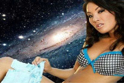 La primera película porno en el espacio deja todo colgando y te pone como un cohete