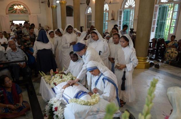 Fallece la hermana Nirmala, sucesora de la Madre Teresa