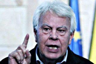 El 'tirano' Maduro convoca a las masas chavistas a manifestarse contra la visita de Felipe González
