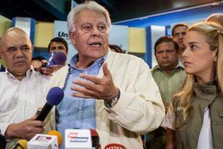 Felipe González dice que Maduro le recuerda al Franco de la conspiración judeo-masónica