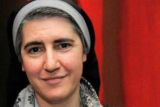 La monja Forcades saldrá 'escopetada' del convento este mismo lunes