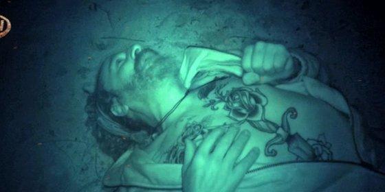 El poco creíble ataque de ansiedad de Fortu en 'SV2015' y su 'escándalo' amoroso