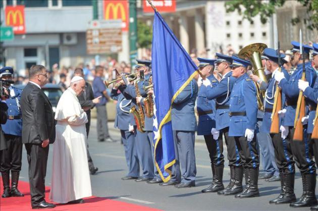 El papa reconoce el milagro atribuido al brasileño Francisco de Paula Víctor