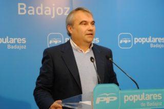 Fragoso (PP) acuerda su investidura con Ciudadanos en Badajoz
