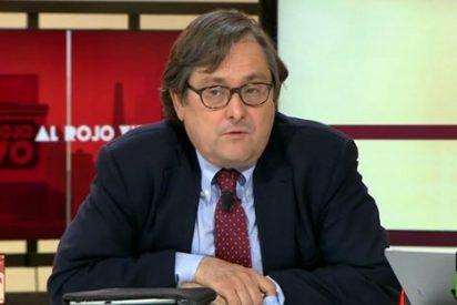 """Francisco Marhuenda critica a """"los pelotas"""" populares: """"Moragas estuvo con Felipe González, con Aznar, ahora Rajoy y si le conviene con Pablo Iglesias"""""""