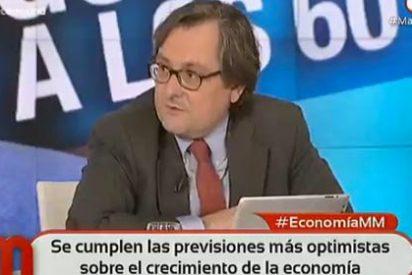 """Marhuenda crucifica a Rivera por marear la perdiz en Madrid: """"Chavalote, gobierna tú con Podemos"""""""