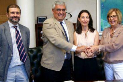 Universidades de Málaga y Sevilla firman un acuerdo para la movilidad internacional de estudiantes