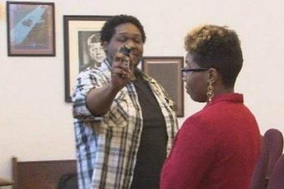 La ladrona a quien un juez aplica el 'ojo por ojo' tras rociar a una mujer con gas pimienta