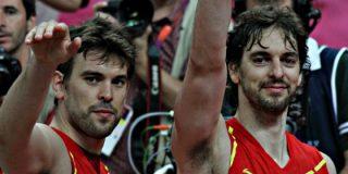 Pau y Marc Gasol, Premio Princesa de Asturias de los Deportes 2015