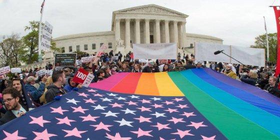 La Corte de EEUU reconoció la legalidad del matrimonio gay a nivel nacional