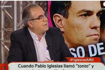 """Graciano Palomo sobre las prisas de Pedro Sánchez y Pablo Iglesias con los pactos: """"Se les ha hecho el culo mazapán"""""""