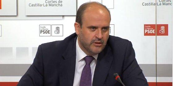 """Guijarro (PSOE), tras cerrar el acuerdo de investidura con Podemos: """"Se abre una nueva etapa para la CCAA"""""""