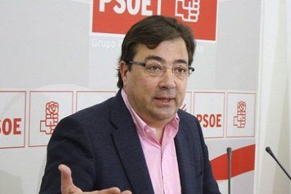 """Fernández Vara (PSOE): """"Quiero sintonía con los partidos para resolver los problemas de la gente"""""""