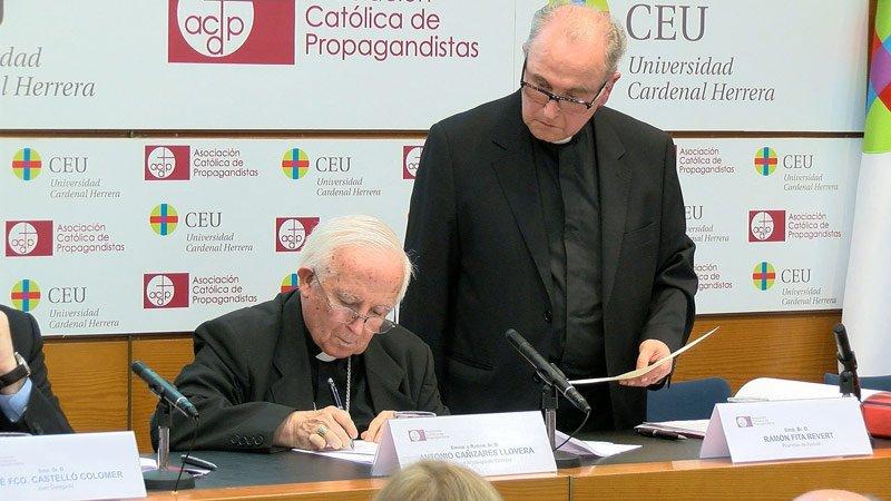 Cañizares abre la causa de canonización de José María Haro Salvador