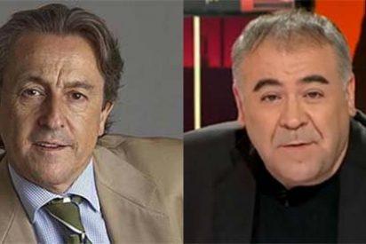 """Tertsch le clava un estocazo a Ferreras: """"El mismo que lleva a opinar a Gonzalo Boye dice que Ortega Cano no puede opinar de política porque sale de la cárcel"""""""