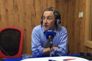 """Hermann Tertsch: """"Tania Sánchez ha estado quemando en la hoguera a todos los imputados del PP y ahora lo está ella"""""""