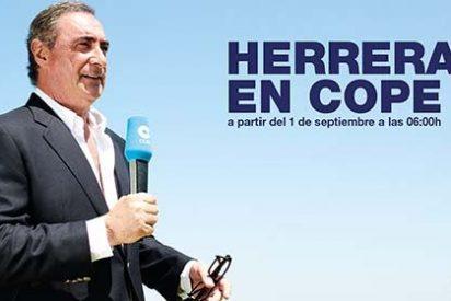 Carlos Herrera ficha por la Cope