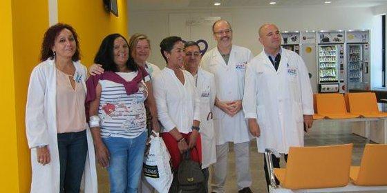 El nuevo hospital de Vigo abre sus puertas con 65 pacientes