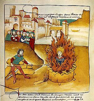 Liturgia de reconciliación por los 600 años de la muerte de Juan Hus