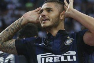 No fichará por el Atlético y renueva hasta 2019 con el Inter